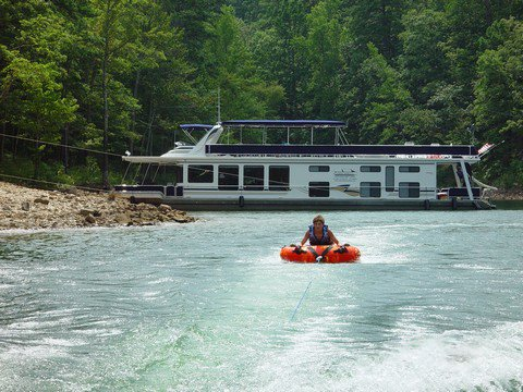 Luxury Houseboat Rentals Lake Ouachita | Almost Home Boat Rentals