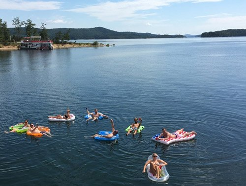 summer fun houseboat vacations
